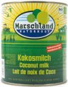 Orgnaic coconut milk 2800 ml