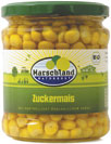 Organic sweet corn 370 ml