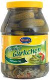 Gherkins, small 2400 ml