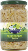 Organic mungbean sprouts 370 ml