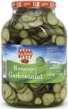 Gherkins salad 2650 ml