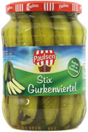 STIX, quarter of cucumbers 720 ml