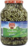 Gherkin cubes 2650 ml