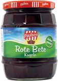 Red beets, balls 580 ml
