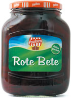 Red beets 720 ml