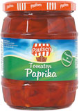 Tomato red pepper, stripes 580 ml