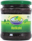 Organic red cabbage 370 ml