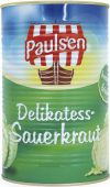 Sourcrout 4250 ml