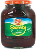 Sweety red beets 720 ml