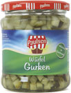 Gherkin cubes 370 ml