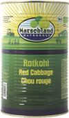 Organic red cabbage 4250 ml