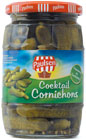 Cocktail cornichons 370 ml