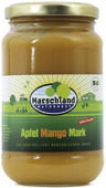 Organic apple mango pur?e, unsweetened 370 ml