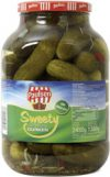 Sweety gherkins 2650 ml