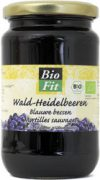 Organic blueberries 370 ml