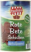 Red beet slices 2650 ml